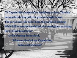 best captain my captain ideas oh captain my  oh captain my captain