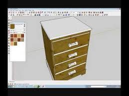 Sketchup Furniture Design