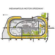 Indianapolis Motor Speedway 2019 Seating Chart