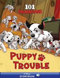 101 dalmatians puppy trouble ebook by disney book group