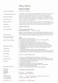 Great Nursing Resume Examples. Resume Examples For Nurses Resume ...