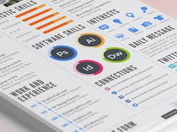 Modern Resume Infographics 50 Inspiring Resume Designs To Learn From Learn