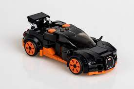 We'll review the issue and make a decision about a partial or a full refund. Bugatti Veyron Super Sport By Velocites Pimped From Flickr Lego Cars Bugatti Veyron Super Sport Lego Wheels