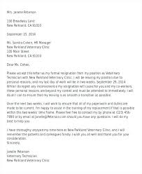 Sample Resignation Letter Template Email Bunch Ideas Of In Doc
