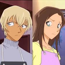 Amuro & Azusa - Lâu lâu chọn vài biểu cảm