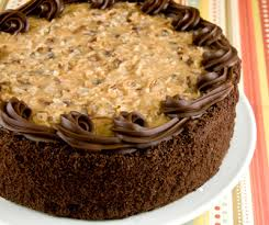 German Chocolate Cake Delivery By Mail Order Online In Usa 1 800 Bakery