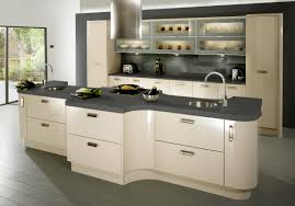 Cream Gloss Kitchens High Gloss Cream Kitchen Designs Yes Yes Go