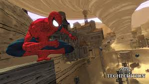 spider man shattered dimensions a