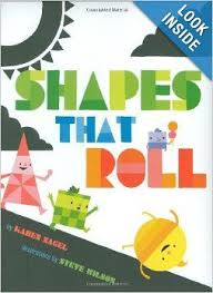 awesome book for teaching 3d shapes