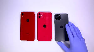 iPhone 11 vs iPhone XR (Red Editions) - Unboxing ASMR - video Dailymotion