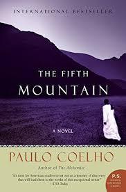 com the fifth mountain a novel paulo com the fifth mountain a novel 9780061729256 paulo coelho books