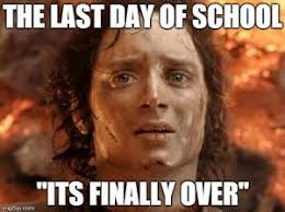 Last Day Of School Meme | Kappit via Relatably.com