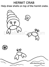 Small Picture Coloring Pages Animals King Crab Coloring Page Hermit Crab