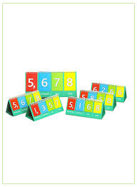 Free Standing Flip Chart Place Value Flip Chart Pack Of 10 94113