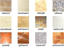 types tile flooring magnificent design elegant tiles kitchen floor