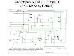 ekghappy ekg amplifier circuit