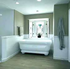 freestanding tub in small bathroom small bathtub shower standing small freestanding tubs