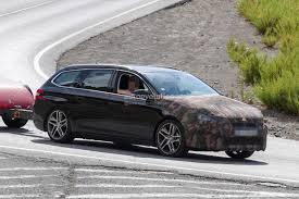 2018 peugeot 308 sw.  308 2017 peugeot 308 sw facelift and 2018 peugeot sw