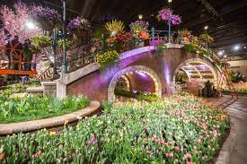 rupa presents philadelphia flower show trip