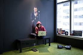 peaceful creative office space. Collect This Idea Creative Office Space - LAAB Architects Freshome Peaceful