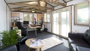 home office in the garden. Wonderful Home Garden Offices  Charlie Dalton U0027 Inside Home Office In The Garden