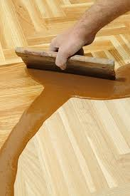 hardwood refinishing services with valley floors