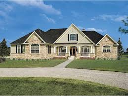 36 Best Ranch Style House Plans Images On Pinterest  Ranch Style French Country Ranch Style House Plans