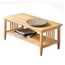 Mission Natural Coffee Table Linon Tar