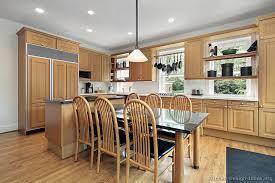 kitchen ideas light cabinets. Exellent Cabinets Traditional Light Wood Kitchen To Ideas Cabinets