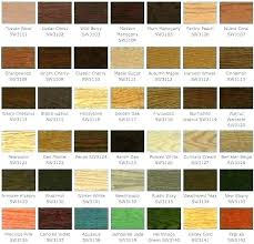 Interior Wood Stain Color Chart Interior Wood Stain Colors 5ivepillarsdxb Co