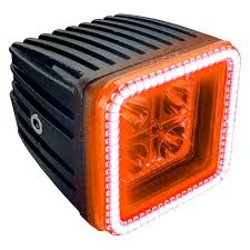 Red Oracle Lights Buy Oracle Lighting Off Road Auxiliary Led Lights For Best
