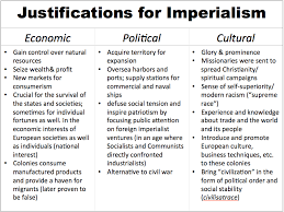 Category Imperialism History So Cool