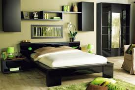 Small Picture Bedroom wall design wall decoration behind the bed Interior