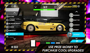 drag race rush 6 apk obb data file download android racing