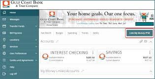 Get Started With My Money Gulf Coast Bank Trust Company