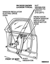 need instructions for removal of the window regulator 1994 grand wiring diagram for aftermarket power windows at Car Power Window Diagram