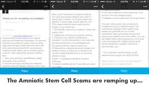 Pros And Cons Matrix Amniotic Fluid Stem Cells Pros And Cons More Scams