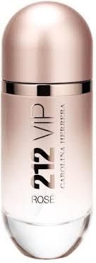 <b>Carolina Herrera 212</b> Vip Rosé EdP 80ml in duty-free at airport ...