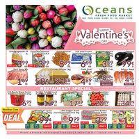 ample foods flyer oceans fresh food market flyer brampton on redflagdeals com