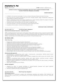 Resume Objective For Business Analyst Best of Resume Sample Business Analyst Senior Business Analyst Resume