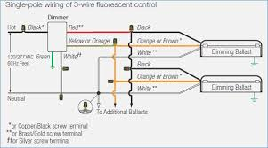 fluorescent dimmer wiring diagram buildabiz me  lutron ntf 10 wh nova t 120v 16a fluorescent 3 wire hi lume