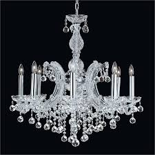 chandeliers maria theresa 8 light crystal ball chandelier maria theresa 561f by glow lighting maria