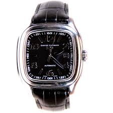 david yurman mens square face watch thoroughbred belmont t310 xst we offer beautiful brand crystal turquoise jewelry watches handbags sculptures and paintings please view all of our listings to see what is new