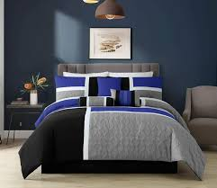 ivory patchwork ruffle comforter set