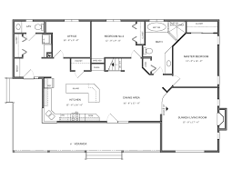 outstanding 1600 square foot house plan sq ft open concept neanarchistbookfair org no ranch floor bungalow