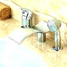 faucet to shower converter bathtub bathtubs tub spout stuck diverter ba