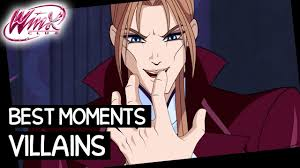 La fan page italiana ufficiale del winx club! Winx Club Best Moments Winx Villains 60 Minutes Youtube