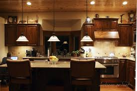 Ideas For Decorating Above Kitchen Cabinets Best Home Decoration