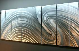 wall art panels out metal