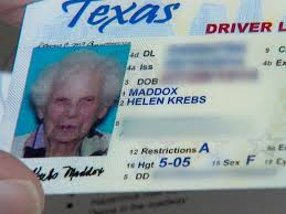 Just News License Meet Abc The 102-year-old Her Renewed Who Texas - Driver